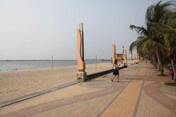Ancol Beach, Jakarta